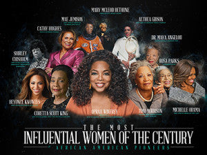 18×24 Most Influential Women