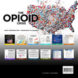 2019 Opioid Crisis Treatment Calendar