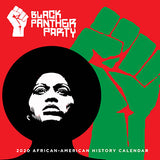 2020 Black Panther Party Calendar