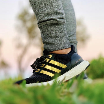 Gold Chrome UB Stripes