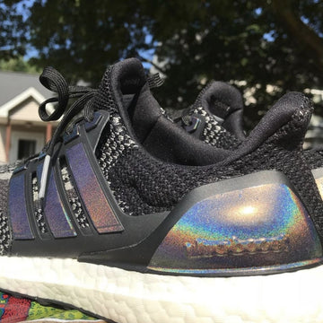 Steel Gray Color Shift UB Stripes