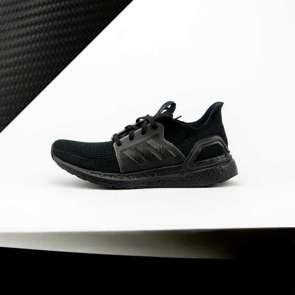 Black Carbon Fiber Ultra Boost 19 Stripes