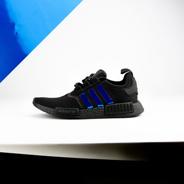 Blue Chrome NMD/POD Stripes