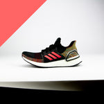 Laser Red Ultra Boost 19 Stripes