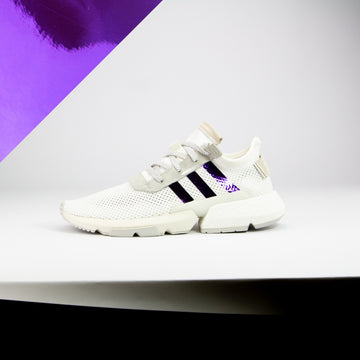 Purple Chrome NMD/POD Stripes