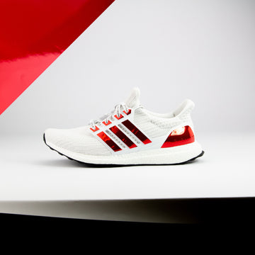 Red Chrome UB Stripes