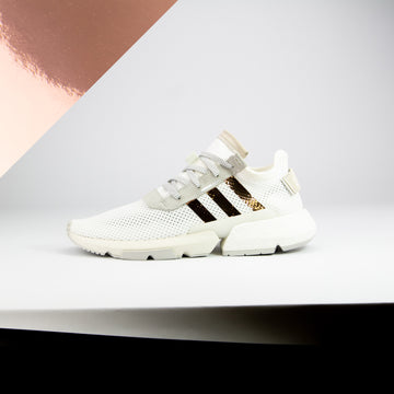 Rose Gold Chrome NMD/POD Stripes
