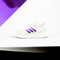 Purple Chrome Ultra Boost 19 Stripes