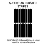 Crashing Waves Superstar Stripes
