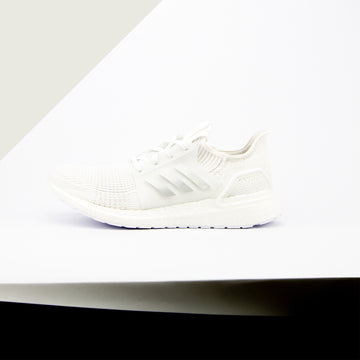3M White Reflective Ultra Boost 19 Stripes