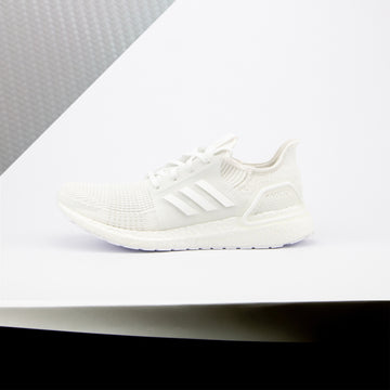 White Carbon Fiber Ultra Boost 19 Stripes