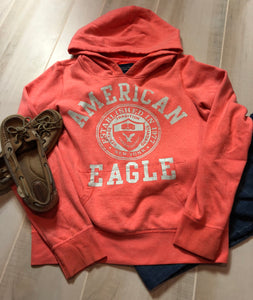 American Eagle Pull Over Hoodie
