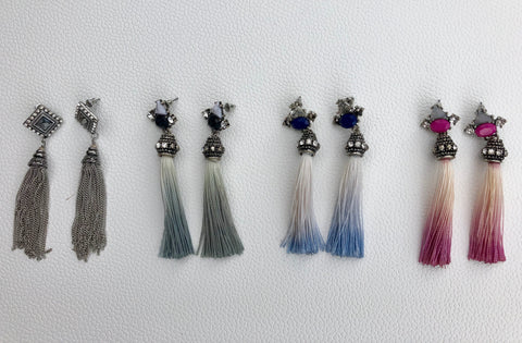 NEW: Tassel Time Earrings