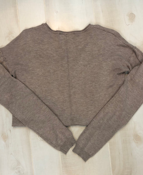 Atmosphere Beige Sweater
