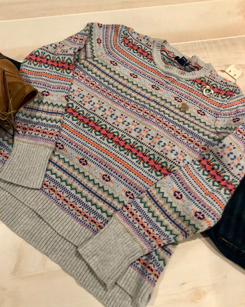 CHAPS Denim Collection Sweater