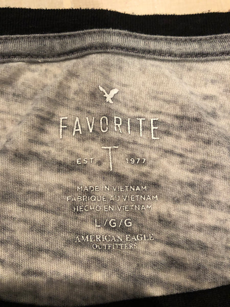 American Eagle Favorite T Baseball t-shirt