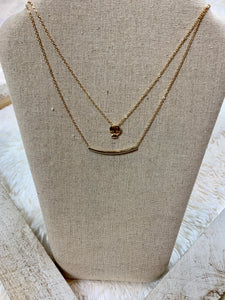 Fearless Layered Necklace