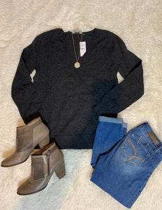 The Loft V-neck Solis Sweater