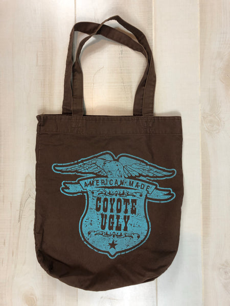 Coyote Ugly Tote Bag