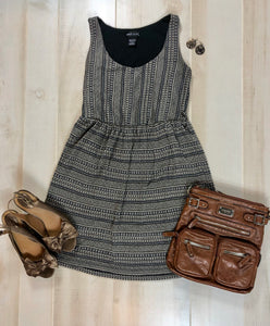 Wet Seal Pattern Dress