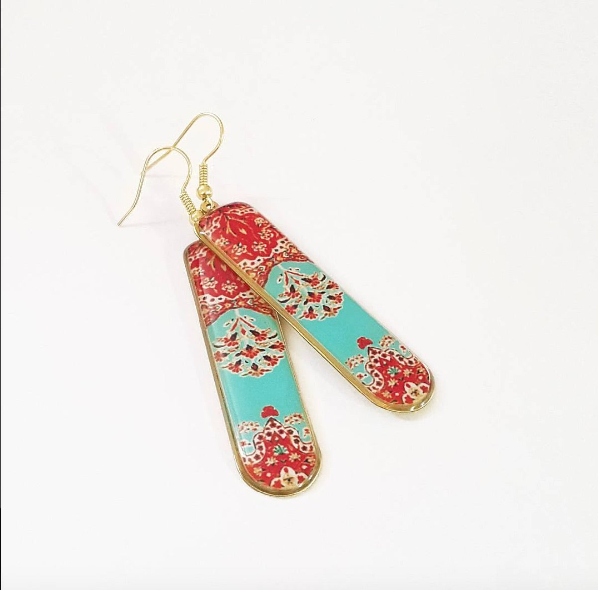 Turkish Tulip Earrings