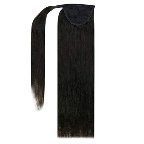Clip On Ponytail Extension- Straight