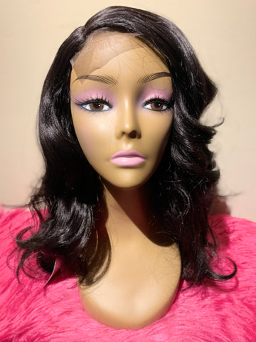CLASSY Synthetic Lacefront Wig