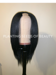 U-Part Synthetic Wig