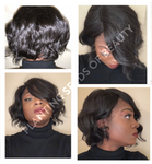TIARA Synthetic Lace Front Wig