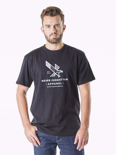 All-American NFA Logo Tee