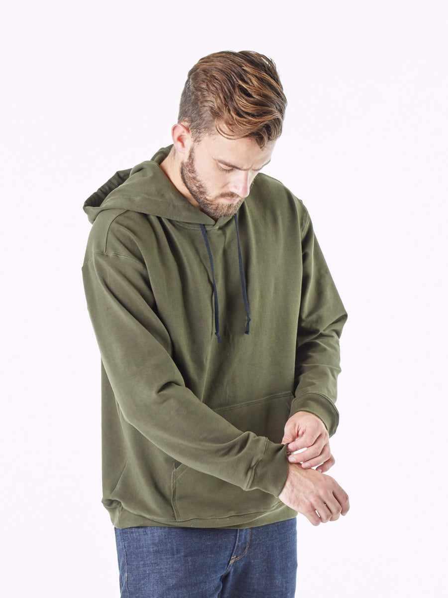 Men's Essential Stretch Hoodie