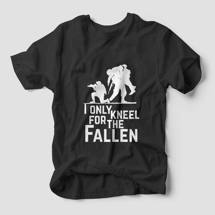 I Only Kneel for the Fallen Tee