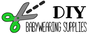 DIY Babywearing Supplies