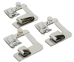 Wide Rolled Hem Presser Foot Set