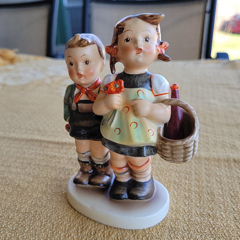"1950-1955 Hummel Figurine ""To Market"""
