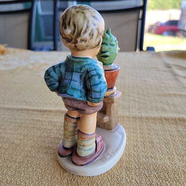 "1979-1990 Hummel Figurine ""Confidentially"""