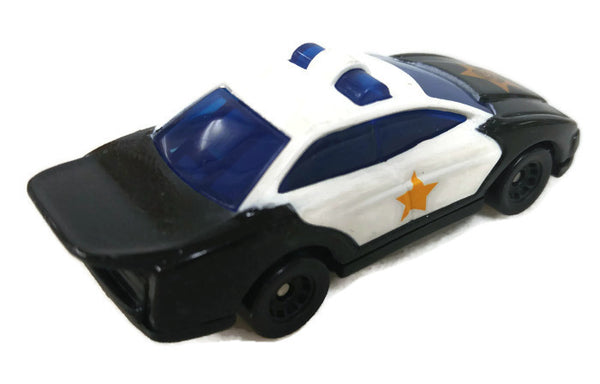 McDonald's 1997 Happy Meal Hot Wheels Police Car #8