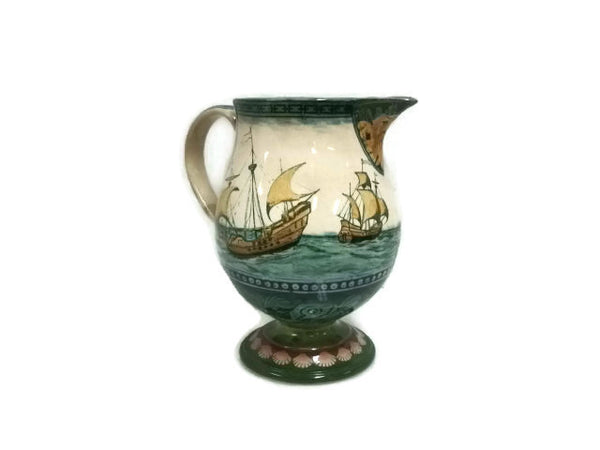 Doulton Burslem Pitcher