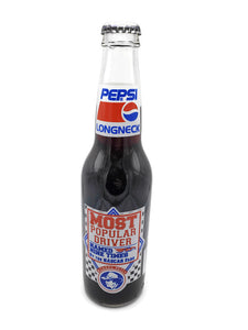 Richard Petty 1992 Sealed 12oz Pepsi-Cola Bottle
