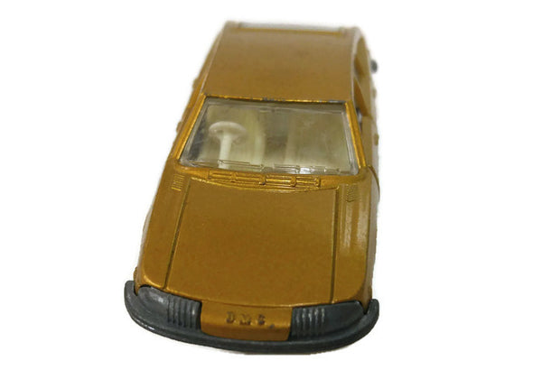 MATCHBOX SUPERFAST 1969 Gold BMC Pininfarina #56