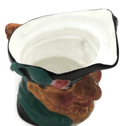 Vintage Toby Jug Old Mac Thorley