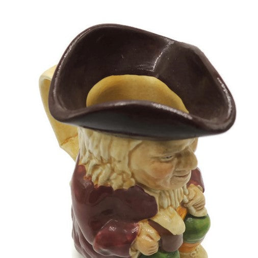 Vintage Toby Jug by Wood and Sons