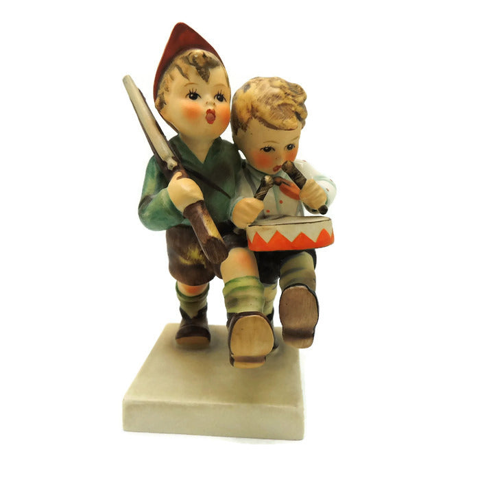 Hummel Figurine - Volunteers TMK3