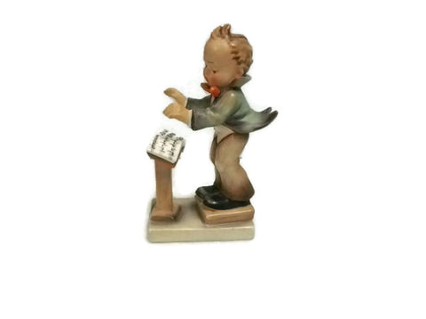 Hummel Figurine-Band Leader