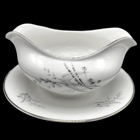 1930's-1940's Gravy Bowl Edelstein Bavaria China Fairfield Pattern Made in Germany