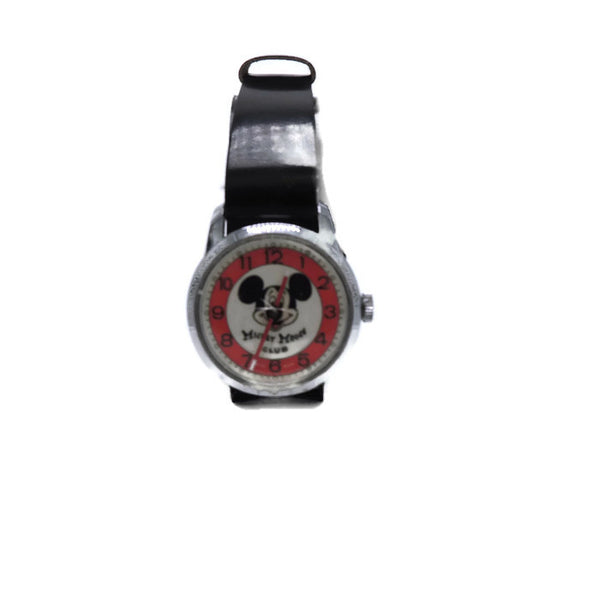 1975 Bradley Walt Disney's Mickey Mouse Club Wrist Watch