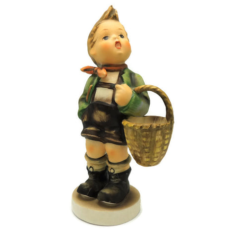 """Village Boy"" Hummel Figurine"