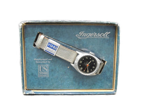 New Old Stock 1948 Ingersoll/US Time Men's Wrist Watch