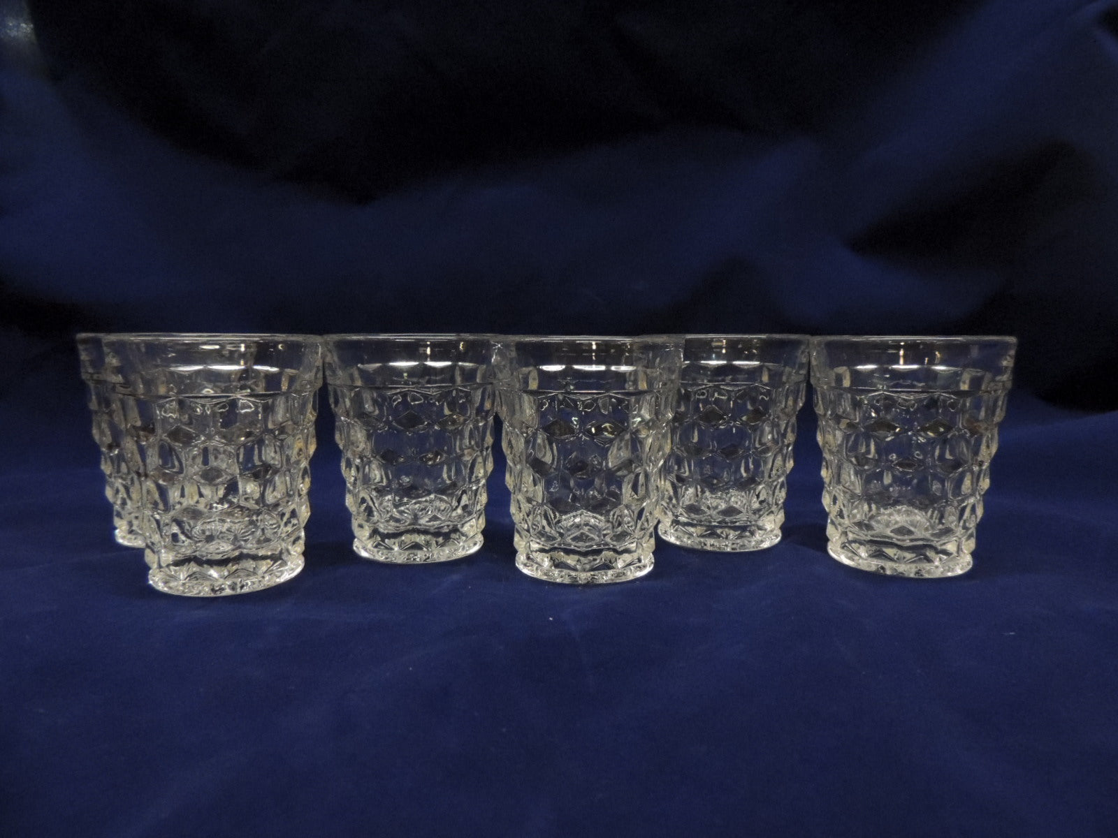 Fostoria American Clear Shot Glass