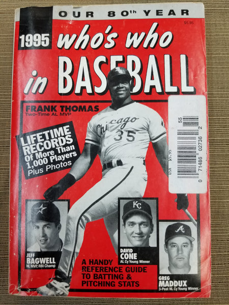 1995 Who's Who in Baseball